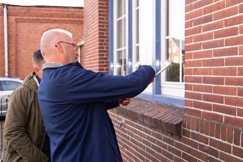 bouwinspecteur isolatie spouwmuur, onafhankelijk bouwadvies groningen